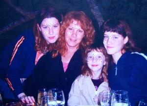 Lauren, Kim, Shayla, Nikki